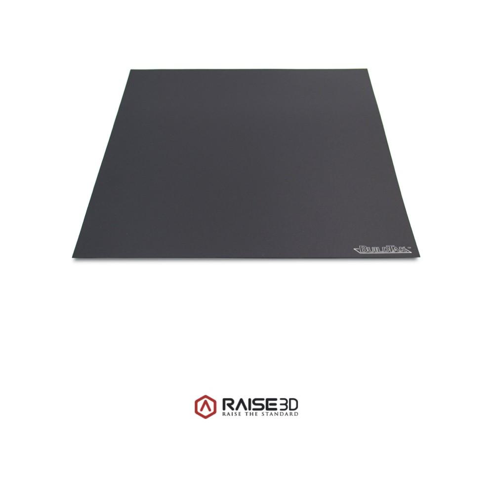 feuille d 39 adh rence plateau buildtak pour imprimante 3d raise3d. Black Bedroom Furniture Sets. Home Design Ideas