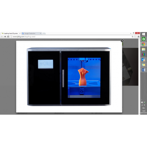 Imprimante 3D LEAPFROG XEED