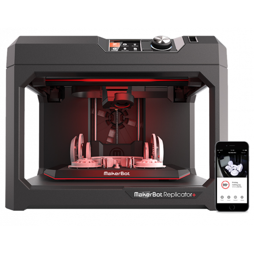 Imprimante 3D MAKERBOT Replicator+