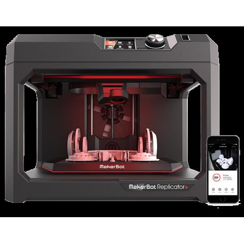 Imprimante 3D MAKERBOT Replicator+